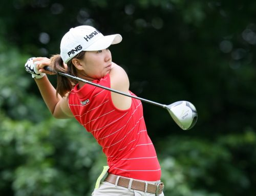 In-Kyung Kim wins the Ricoh Womens British Open Golf at Kingsbarns